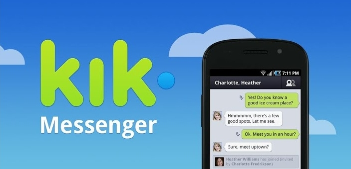 All about Kik Messenger