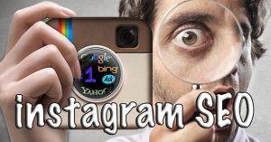 Instagram SEO