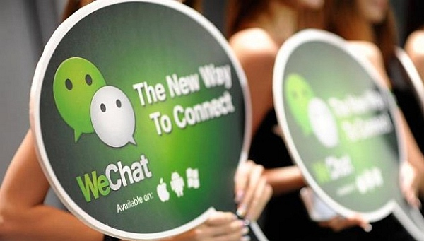 WeChat for Video Calls and Group Text and Voice Chat