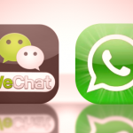 WhatsApp & Wechat are the Best Messaging Apps for Android