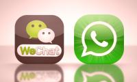 Whatsapp Wechat