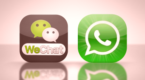 Whatsapp Wechat