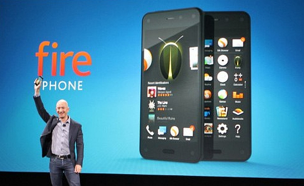 Fire Phone the New Smartphone from Amazon