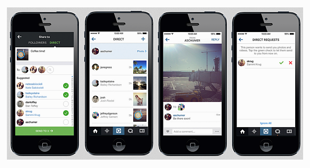 How To Use the Instagram Direct Messaging