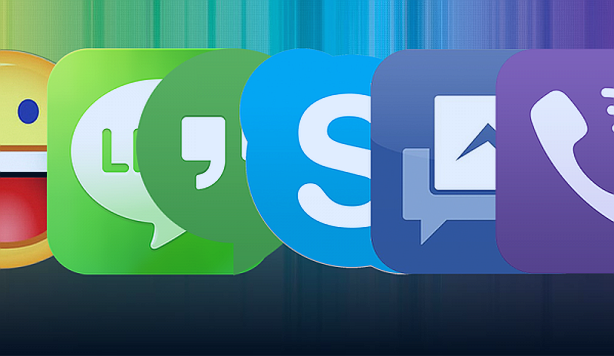 Messaging Apps has finally overtake SMS