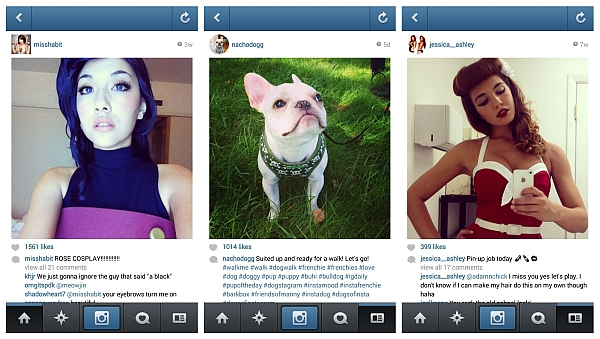 Instagram and How to Edit your Pictures Without any Borders