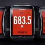 Nike + Running App for Samsung Gear S