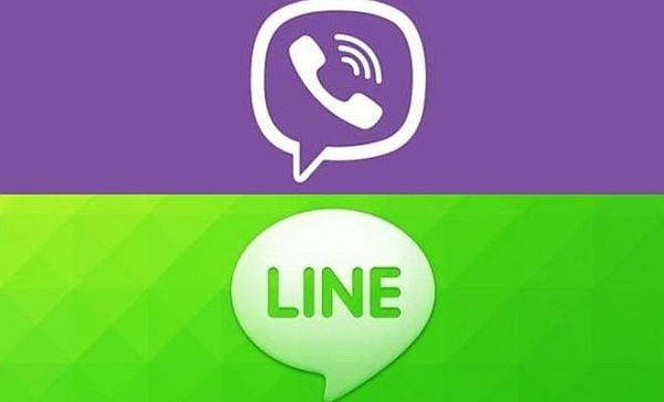 Viber Line tips