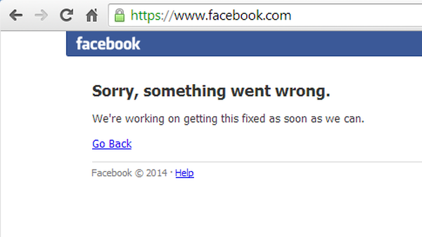 Is Facebook Down Right Now? Apocalypse?