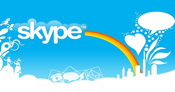 how to setup skype video call