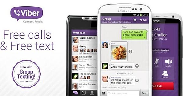 Download Viber Download Messenger Apps