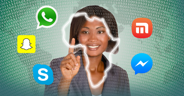 5 Popular Mobile Messaging Apps in Africa