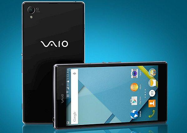 Vaio Smartphones for 2015