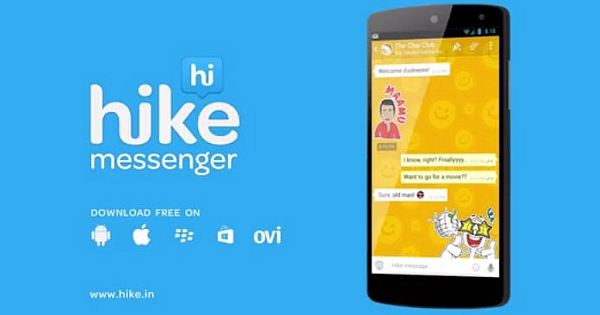 Hike Messenger App Review
