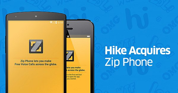 Hike Messenger could add Voice Calling Features like Viber