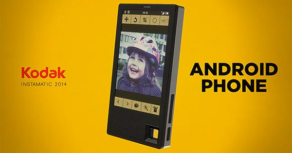 New Kodak Android Smartphones in 2015