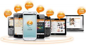 samsung chaton app