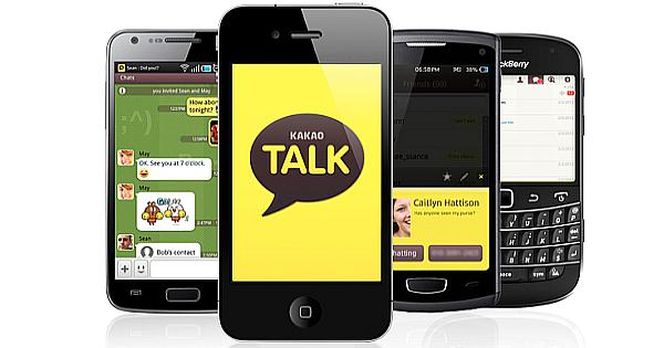 KAKAO TALK App Features