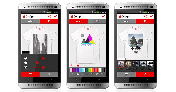15 Android Apps that Use Product Design