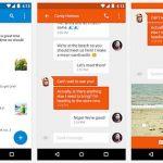 New Google Messenger App