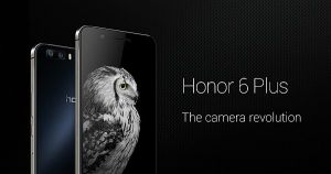 HUAWEI honor plus