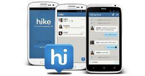 Hike app