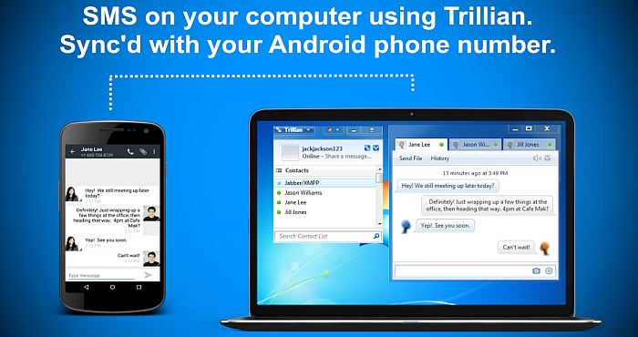 Download Trillian Instant Messenger