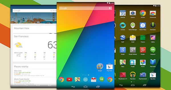 Intuitive Features of Google Now Launcher