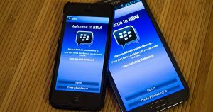 BBM Messenger App iOS Beta Updated