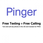 Pinger TextFree Features
