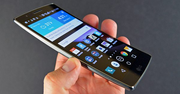 LG G Flex 2 Smartphone is an Awesome Alternative to Galaxy S6