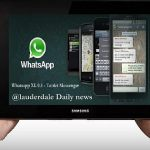 Download Latest Version XL 0.5 WhatsApp Messenger App for your Tablet