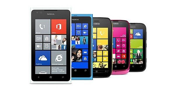 Nokia Lumia 2014-2015
