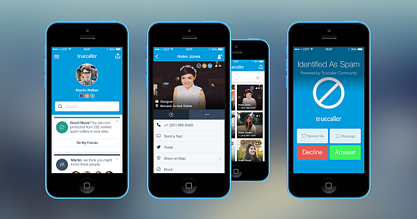 TrueCaller iphone
