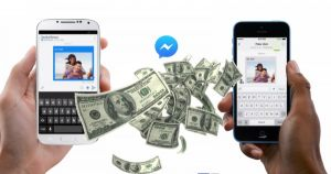 send money facebook messenger
