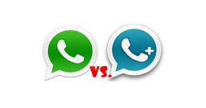 whatsapp plus VS whatsapp