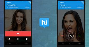 Hike messenger Calls