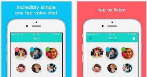 cord messenger app