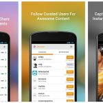 Get latest Android Clipchat 1.5.1 apk and iPhone Clipchat 2.0 app