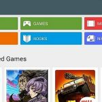 New Google Play Store Update on Android devices