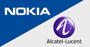 nokia corp alcatel lucent