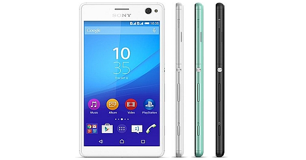 Sony Xperia C4 LTE Preview