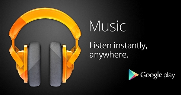 Download Google Play Music App and enjoy real-time Music