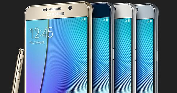 Samsung Galaxy Note 5 Pre-Order