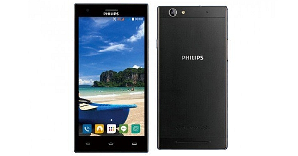 Two New Philips Smartphones with Anti-Blue Displays