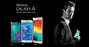Samsung Galaxy A Series Smartphones