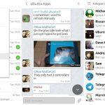 Major Telegram Update Launched for Ubuntu Smartphones