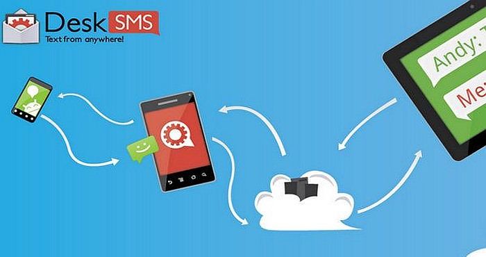 Download DeskSMS