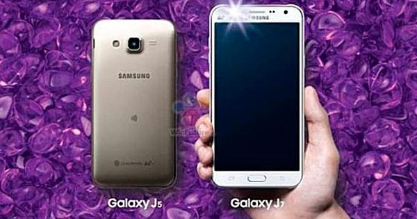 Galaxy J  and Galaxy J