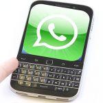 BlackBerry Users vs WhatsApp